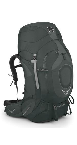 Osprey Xenith 105 Backpack Men L Graphite Grey